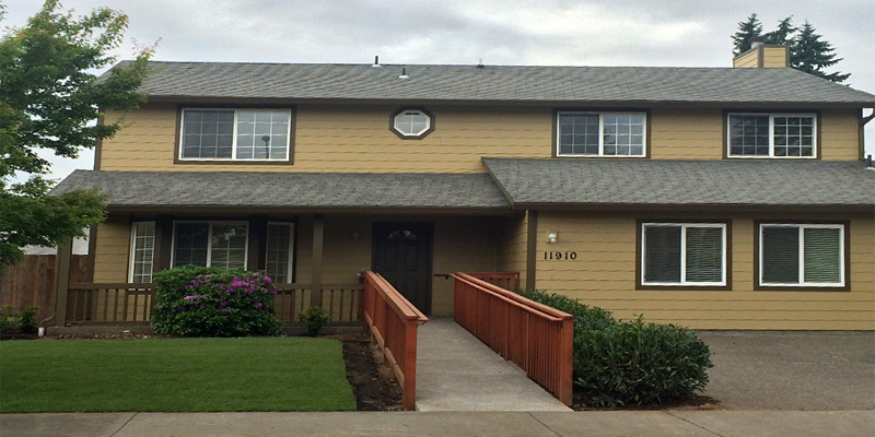 Our home is located in a residential neighborhood, in Vancouver, WA.